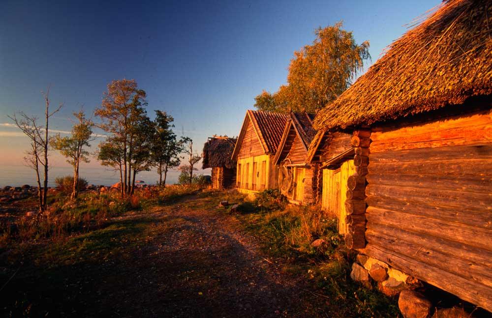 18'th century village