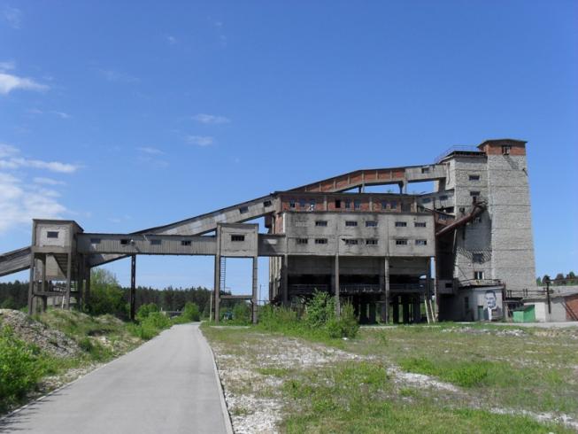Abandoned Soviet Sites